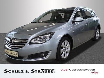 gebraucht Opel Insignia 2.0 CDTI, KLIMA XENON NAVI ALU - Gebrauchtwagen