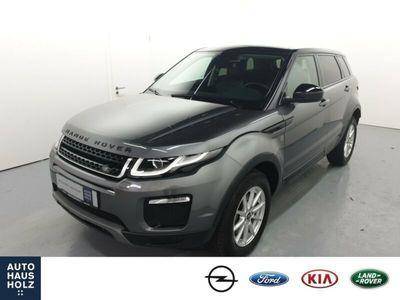 gebraucht Land Rover Range Rover evoque Td4 SE Black Edition Navi