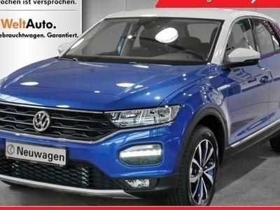 gebraucht VW T-Roc Style 2.0 TDI DSG 4M. Navi App-Connect ACC