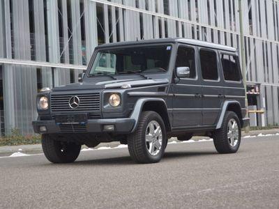 gebraucht Mercedes G400 CDI EXCLUSIVE/2.Besitz/UNFALLFREI/TOP!