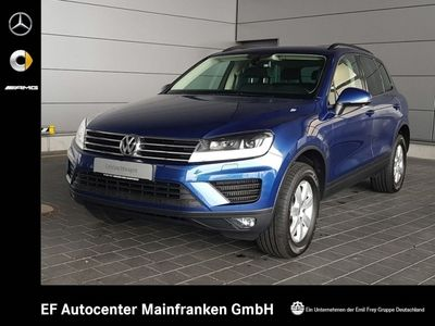 gebraucht VW Touareg 3.0 V6 TDI SCR BMT+Luftfederung+AHK+Navi