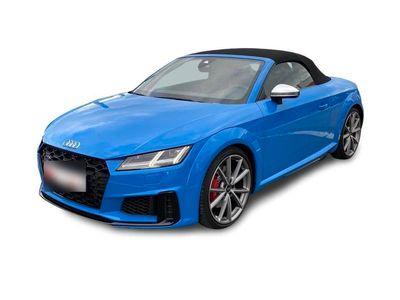 gebraucht Audi TT Roadster S 2.0 TFSI qu S tr-Matrix-Navi-Kamera