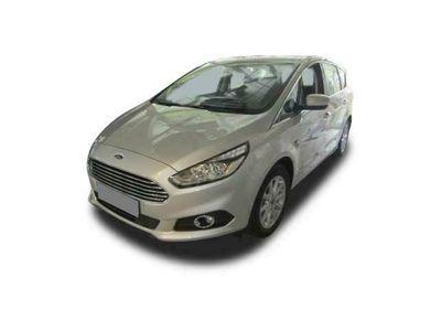 gebraucht Ford S-MAX S-MaxTitanium 1.5 EcoBoost 118KW SONY Navi DAB KeyFree ParkAss ACC