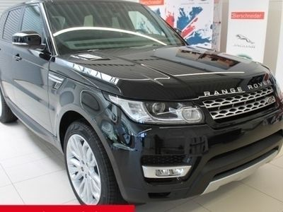 gebraucht Land Rover Range Rover Sport TDV6 HSE TOUCH PRO 21 DAB PANO