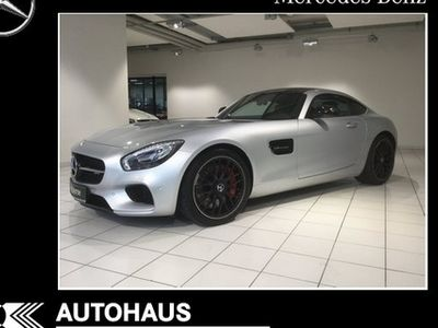gebraucht Mercedes AMG GT S Coupe Comand Night Panorama Nappa Sound