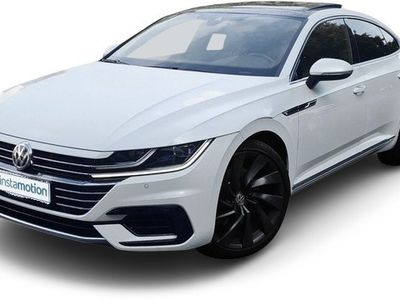 "gebraucht VW Arteon Arteon2.0 TSI 280PS R-Line 4Motion 20""+Panorama +Keyless+Kamera+AHK+++"