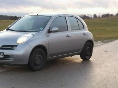 gebraucht Nissan Micra