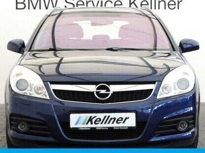 gebraucht Opel Vectra 1.8 Caravan Edition Xenon PDC