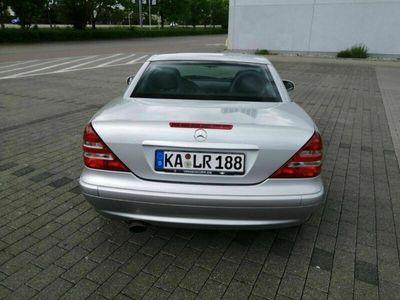 gebraucht Mercedes SLK200 Automatik