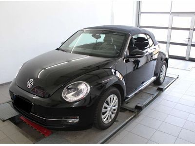 gebraucht VW Beetle Cabriolet 1.4 TSI BMT Exclusive Design