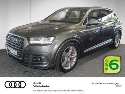 gebraucht Audi SQ7 4.0 TDI qu. Luftfederung Matrix-LED Panorama AHK u