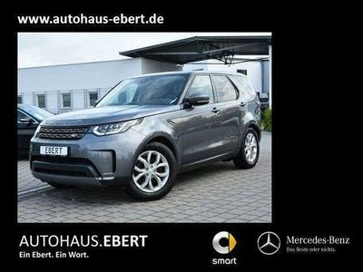 gebraucht Land Rover Discovery 5 3.0 TD6 8G+LED+PDC+TOTW+7-Sitzer+SD