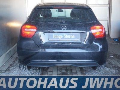 gebraucht Mercedes A180 RÜCKFAHRKAMERA SHz EURO6