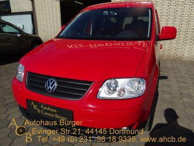 gebraucht VW Caddy Maxi Life 2 Schiebetüren Einparkhilfe hint
