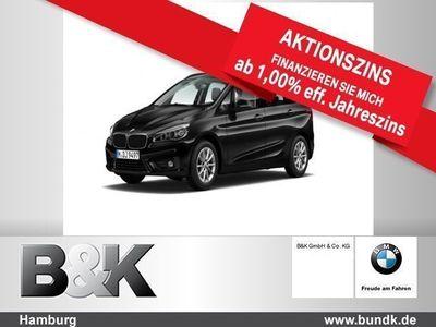 gebraucht BMW 218 Active Tourer d (Navi LED Klima Einparkhilfe)