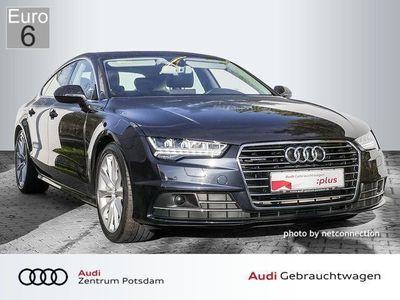 gebraucht Audi A7 Sportback 3.0 TDI quattro STANDHZ ACC EU6