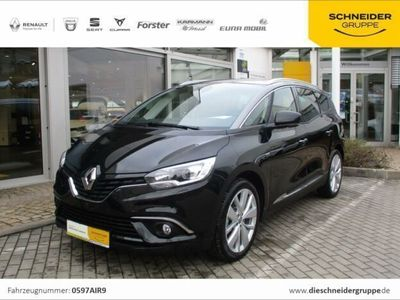 gebraucht Renault Grand Scénic TCe 160 GPF Limited Deluxe-Paket
