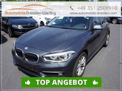 used BMW 118 iA Advantage*voll LED*Navi*PDC*EU6dTemp