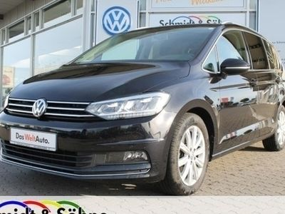 second-hand VW Touran Highline 2,0 l TDI SCR 6-Gang