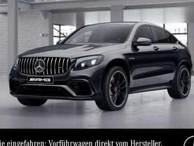 gebraucht Mercedes GLC63 AMG AMG S Cp. 4M Driversp Perf-Abgas Burmester