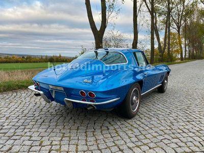 gebraucht Corvette C2 327 V8 350HP- Edler Sportwagen als Sportwagen/Coupé in Bad Berka