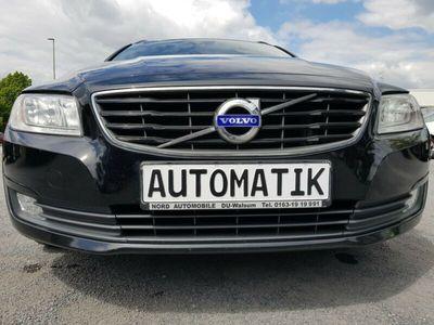 gebraucht Volvo V70 D3 Kinetic Geartronic NAVI LEDER TEMP SITZH