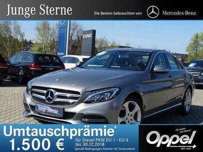 käytetty Mercedes C200 Avantgarde Tempomat/Parktronic/Sitzheizung