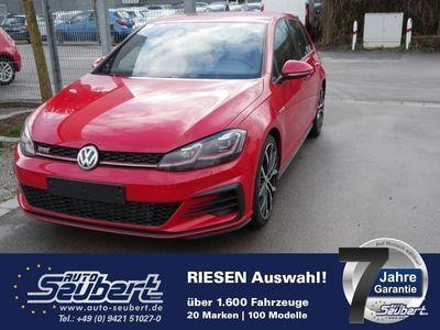 gebraucht VW Golf VII 2.0 TSI DSG GTI PERFORMANCE * ACC * WINTERPAKET * 19 ZOLL * NAVI * LED * PDC * KEYLESS ACCESS