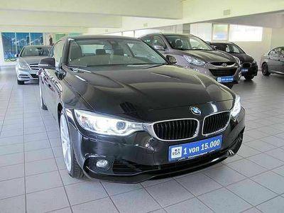 gebraucht BMW 435 iA Coupe Navi Prof Xenon Leder Neu