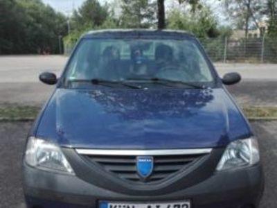gebraucht Dacia Logan 1.4 benzin,ideale fur Winter