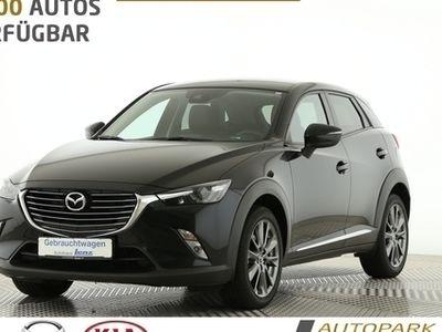 gebraucht Mazda CX-3 Kizoku Intense LED Navi Leder ACAA