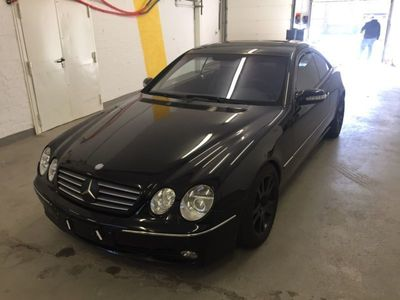 gebraucht Mercedes 500 CL-CoupeSportauspuff Tiefergelegt Alu