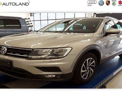 gebraucht VW Tiguan 2.0 TDI BMT JOIN | NAVI | AHK | ACC |