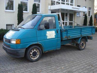 usado VW T4 2.4D Pritsche Servolenkung AHK