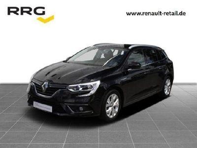 gebraucht Renault Mégane III GRANDTOUR LIMITED DELUXE TCe 160 Sitz