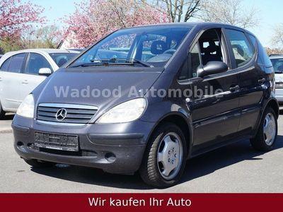 gebraucht Mercedes A140 +KLIMA+