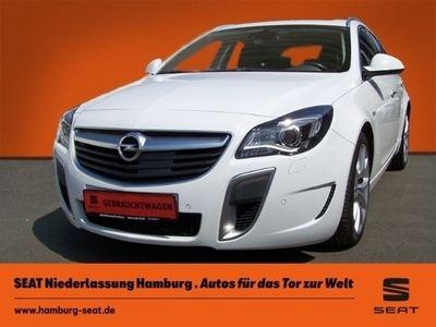 gebraucht Opel Insignia A Sports Tourer OPC 4x4 2.8 V6 Turbo Leder Navi StandHZG Keyless Dyn. Kurvenlicht