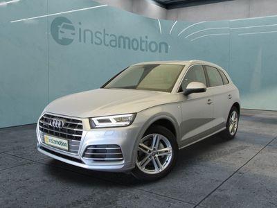 gebraucht Audi Q5 Q5S-LINE QUATTRO 2.0TFSI 252PS.STRONIC.LED.NAVI