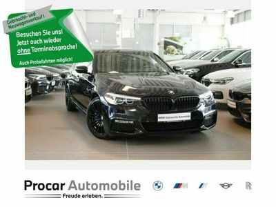gebraucht BMW 540 d xDrive M Sport HuD H/K Standhz KomfSitz
