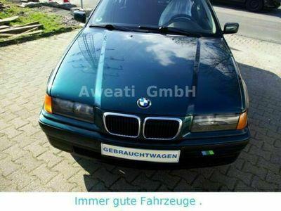 gebraucht BMW 316 Compact E 36 ** Ratenzahlung **