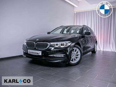 gebraucht BMW 520 iA Touring Navi Klima LED Temp Multif.Lenkrad