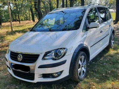 gebraucht VW Touran Cross 1.4l 140ps