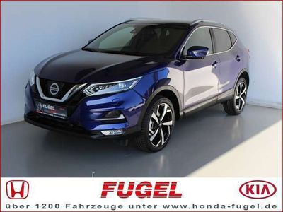 gebraucht Nissan Qashqai 1.2 DIG-T Tekna+ LED|Navi|Leder