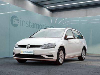 gebraucht VW Golf GolfVariant 2.0 TDI Comfortline Navi Klima PDC Alu