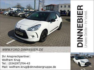 gebraucht Citroën DS3 1,6 THP 155 Gebrauchtwagen, bei Autohaus Dinnebier GmbH