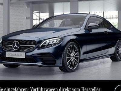 gebraucht Mercedes C200 Cou. AMG Night-P. Soundsystem Kamera Navi LED