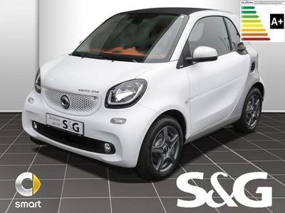 gebraucht Smart ForTwo Electric Drive drive/LED&Sensor/Lenkradheizung