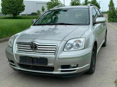 gebraucht Toyota Avensis Kombi 1.8 Sol/ALU/Klimaanlage