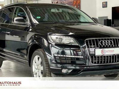 gebraucht Audi Q7 3.0 TDI quattro |PANO|AHK|SHZ|PDC|SPUR*|XENON