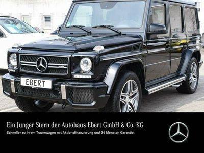 gebraucht Mercedes G63 AMG AMG DESIGNO-EXCLUSIV+ESHD+AHK+STDHZG+TV
